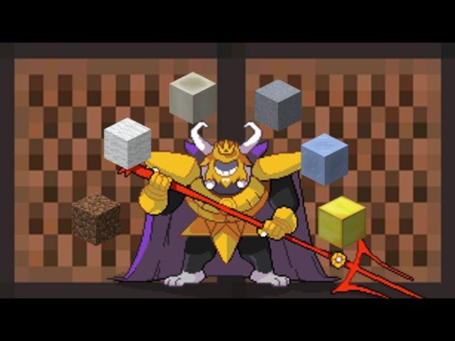 Minecraft Bergentrückung (Asgore's Theme) 1.12 Noteblock Remix (1000 Subs Special!)