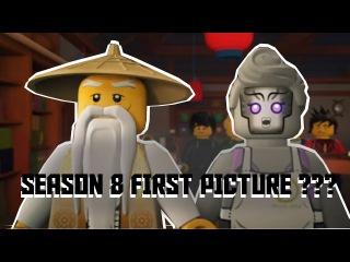 Lego Ninjago Season 8 - First Picture ??? Fake or Real ???  - HD