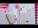 Pen Pal Letter Tutorial