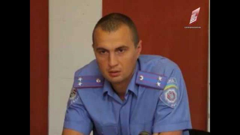 Затримання начальника кримінальної поліції в нетверезому стані 10 02 2017