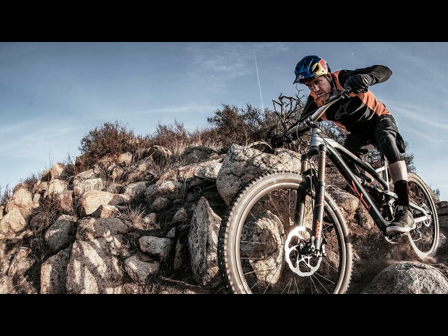 Aaron Gwin meets the YT JEFFSY 27