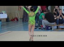 Художественная гимнастика.Соло.Дети.Rhythmic gymnastics.Solo.Children.