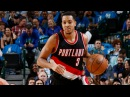 C.J. McCollum Wins It for the Blazers, Drops 32 Points on the Road
