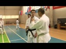 Agility, Conditioning, Footwork and Nage Waza by Seiji Nishimura. Seminar in Moscow 2008 (Part 2/6)