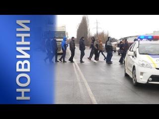 Українські дороги та європейські номери: водії перекрили трасу на Тернопіль