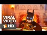 The LEGO Batman Movie VIRAL VIDEO - Gotham Cribs (2017) - Will Arnett Movie