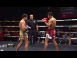 Fight of the Week Smokin' Jo Nattawut Defends His Title Against Kengsiam