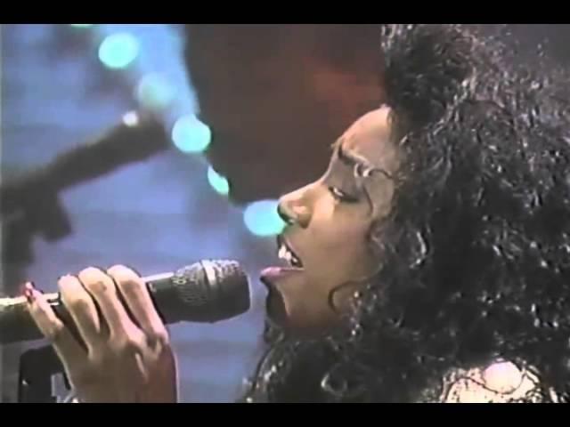 Karyn White Superwoman Live 1988)
