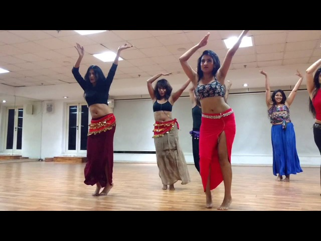 Drum Solo Belly Dancing | I wanna Dance | Artem Uznov | Payal Gupta Choreography