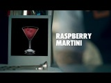 RASPBERRY MARTINI DRINK RECIPE - HOW TO MIX