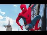 Человек-Паук Возвращение домой - Русский Трейлер 2 (2017)  MSOT