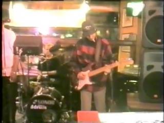 Slavka Kobrin jam with Joel Deluna band