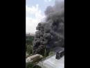 Пожар на резинотехническом заводе - 25.07.17 - Это Ростов-на-Дону!