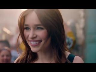 Эмилия кларк в рекламе dolce gabbana / the one - dolce  gabbana - emilia clarke