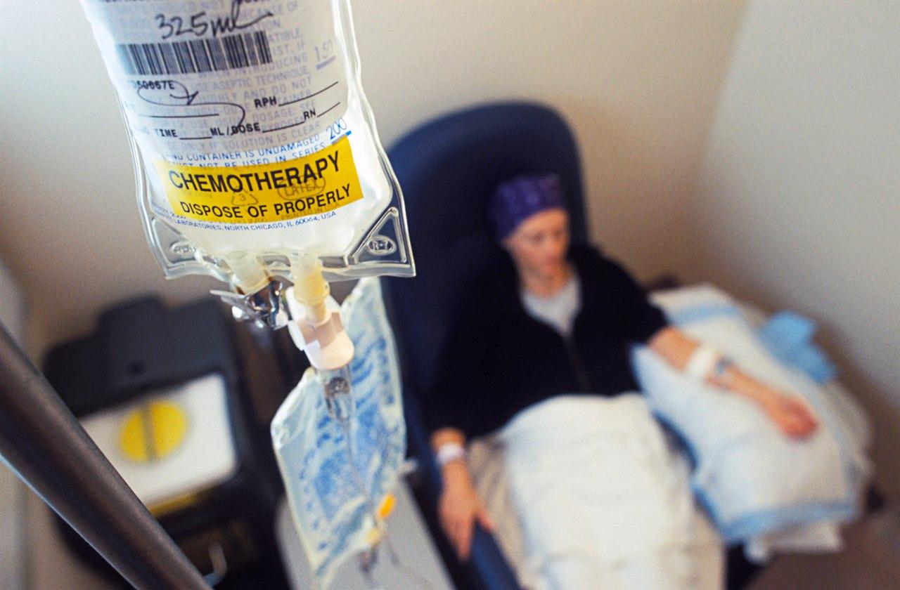 Как делают химиотерапию при раке?
