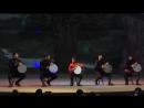 Сочи - Аул Кичмай - Ансамбль национального горского танца - Барабанщики - 1 июля 2017