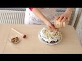 Торт за 10 минут + Время для Выпечки (Домашний и Очень Вкусный) - Homemade cake, English Subtitles
