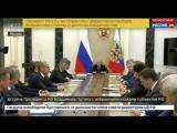 Антон Алиханов принял участие во встрече Президента России Владимира Путина с губернаторами