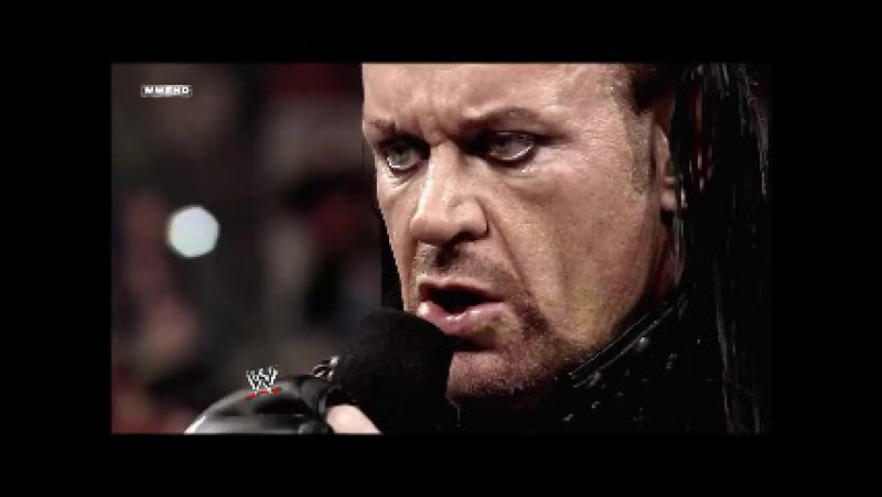 Shawn Michaels vs The Undertaker at WrestleMania 26 (Promo)