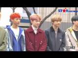 170217 NCT DREAM On The Way to Music Bank #2