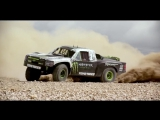 Monster Energy  Ballistic B.J. Baldwin - RECOIL  Nissan GTR  Girl