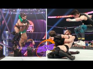 [WWE QTV]☆[205 Live]☆[Highlights]☆[720]HD]31.05.2017]☆[Двести пять Лайв]☆[Основные моменты][31 мая 2017]