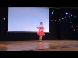 Белова Мария - танец
