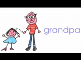 Family Words for Toddlers! - My Family Vocabulary - ELF Kids VIdeos (1)