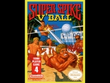 Super Spike V'Ball. JAMLIGHT & Aeris vs Memori & Kunio