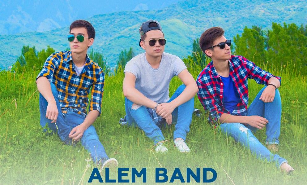 Alem band - Сөзіме сен (2016)
