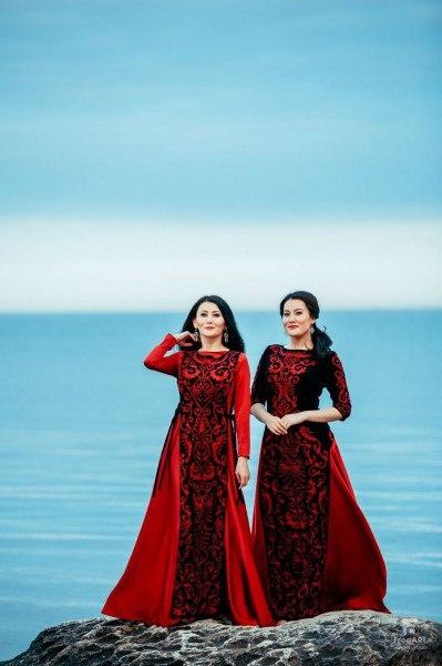Жазира & Фариза Ретбайқызы - Жүрегімде жүрсің сен (2016)