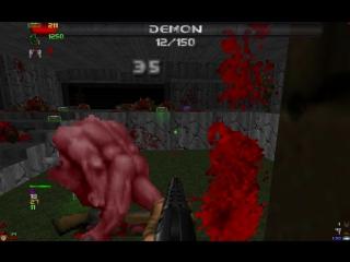 gzdoom + Kyle873's DoomRPG + Doom RogueLike Arsenal