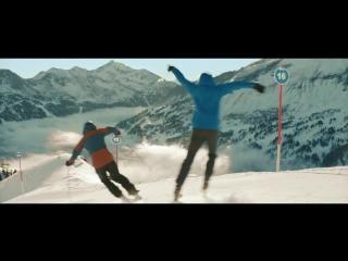 Citroën сравнил новые технологии с горнолыжным спортом