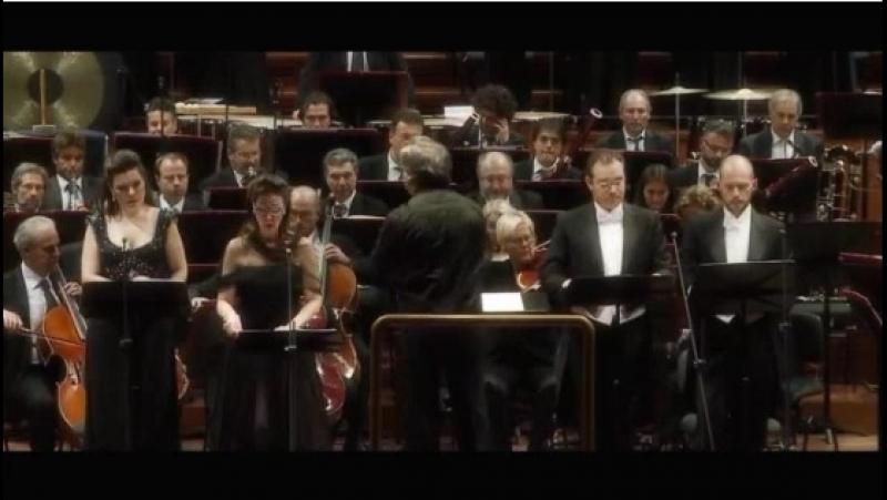 Antonio Pappano Rossini Petite Messe Solennelle Credo