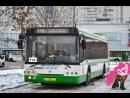 Поездка на автобусе ЛиАЗ-5292.22 № 160432 Маршрут № 112э Москва
