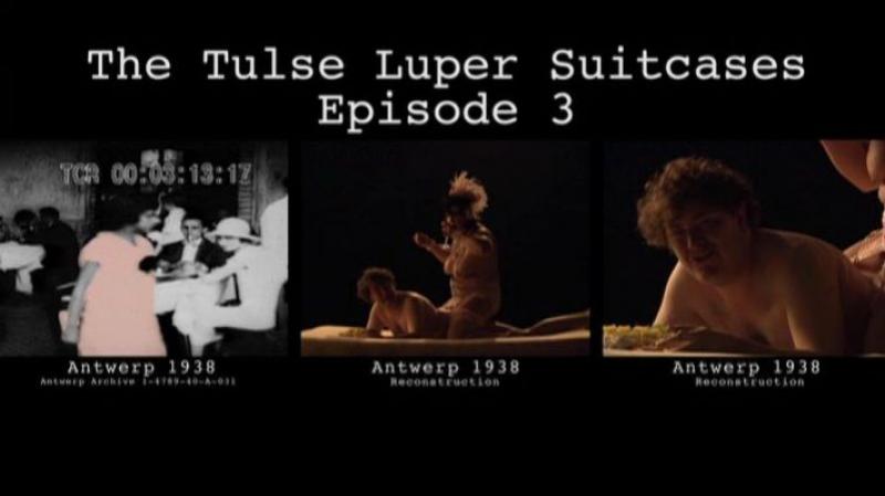 2004-SPA Peter Greenaway Las Maletas De Tulse Luper (3 Parte),De Sark Al Final -Ornella Muti,Anna Galiena