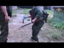 Теракт в Донецке. Как обезвреживали взрывное устройство. Момент подрыва СВУ заложенного украинскими диверсантами.