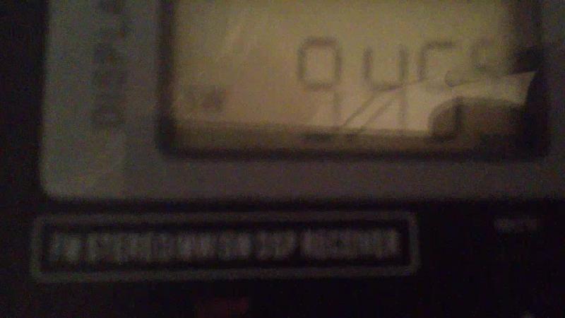9455 kHz-Radio .BANGLADESH BETAR (Dhaka)~6136km