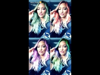 Hilary Duff on Snapchat: Oh my god