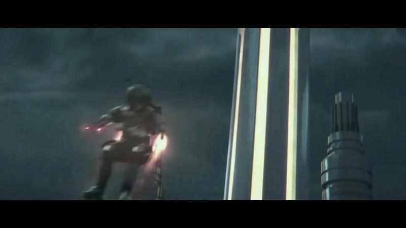 Звездные Войны: Эпизод 2 - Атака Клонов | Star Wars: Episode II - Attack of the Clones (2002) Оби-Ван против Джанго Фетта