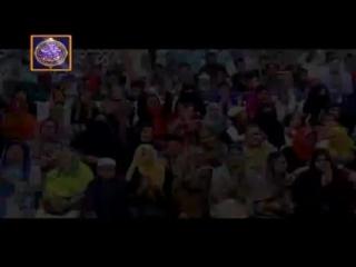 In Ramadan Transmission Iqrar Ul Hassan slap live to a greedy man