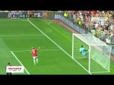 Легенды МЮ - Легенды Барселоны 2:0. Дэнни Уэббер