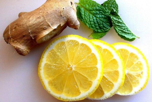 ВКУСНАЯ №СМЕСЬ ДЛЯ ПОДНЯТИЯ ИММУНИТЕТА!!!  Имбирная смесь с лимонами
