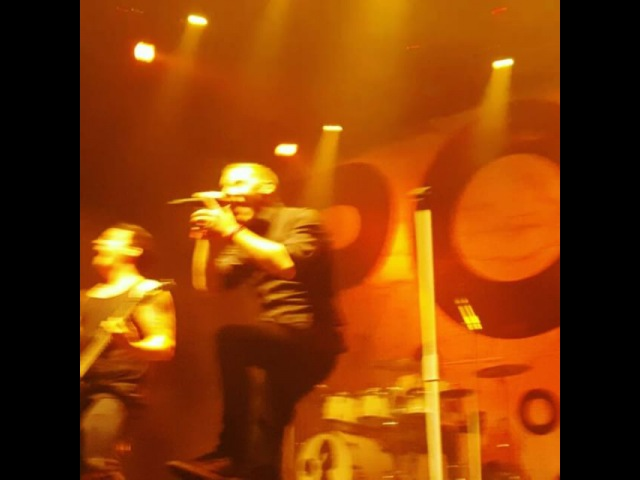 Poets of the fall - Running out of time @Yotaspace, Moscow