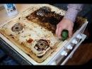 Проверка средства Amway для чистки плиты Oven Cleaner
