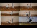 Волейбол. Обучающие видео. Нападающий удар. Часть 1.