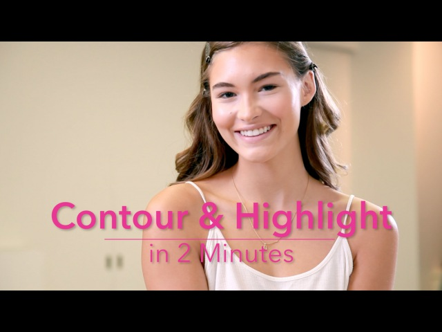 How To: Contour Highlight in 2 Minutes With Grace Elizabeth