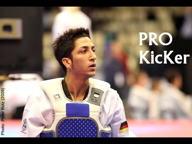 Levent Tuncat TKD Highlights II Master of taekwondo Old school
