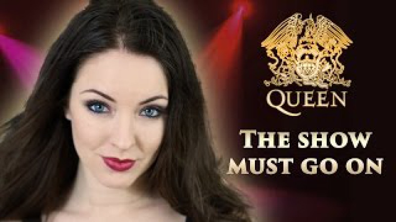 Queen - The Show Must Go On 👑 (Cover by Minniva featuring Quentin Cornet)