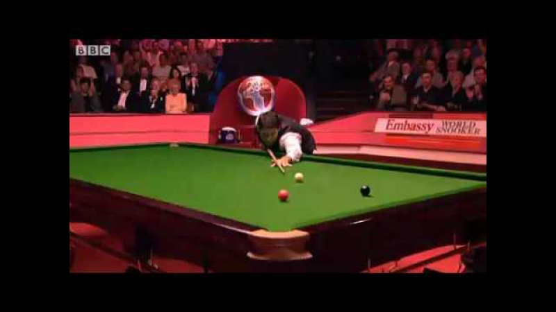 Ronnie O'Sullivan and sport's game changing moments
